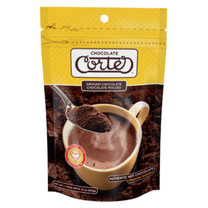 Chocolate Cortés Molido Regular 12oz